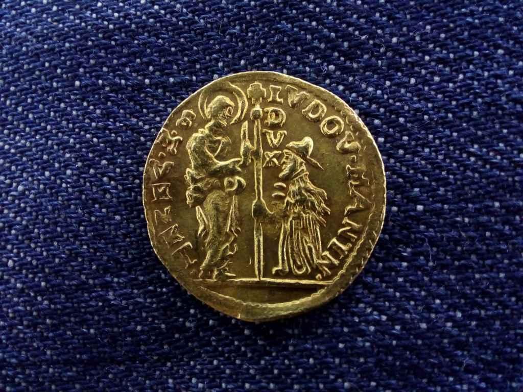 Velence - Lodovico Manin - arany 1 Zecchino (1789-1797)