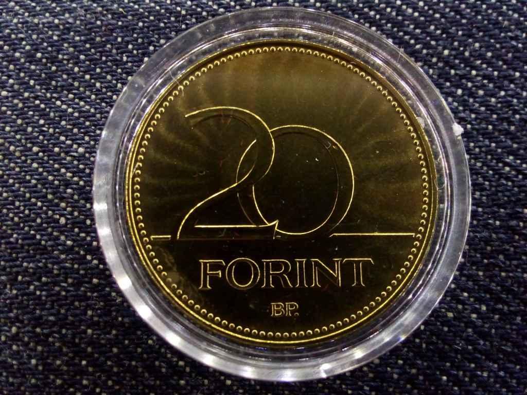 Deák Ferenc születésének 200. évfordulója 20 Forint 2003 BP BU