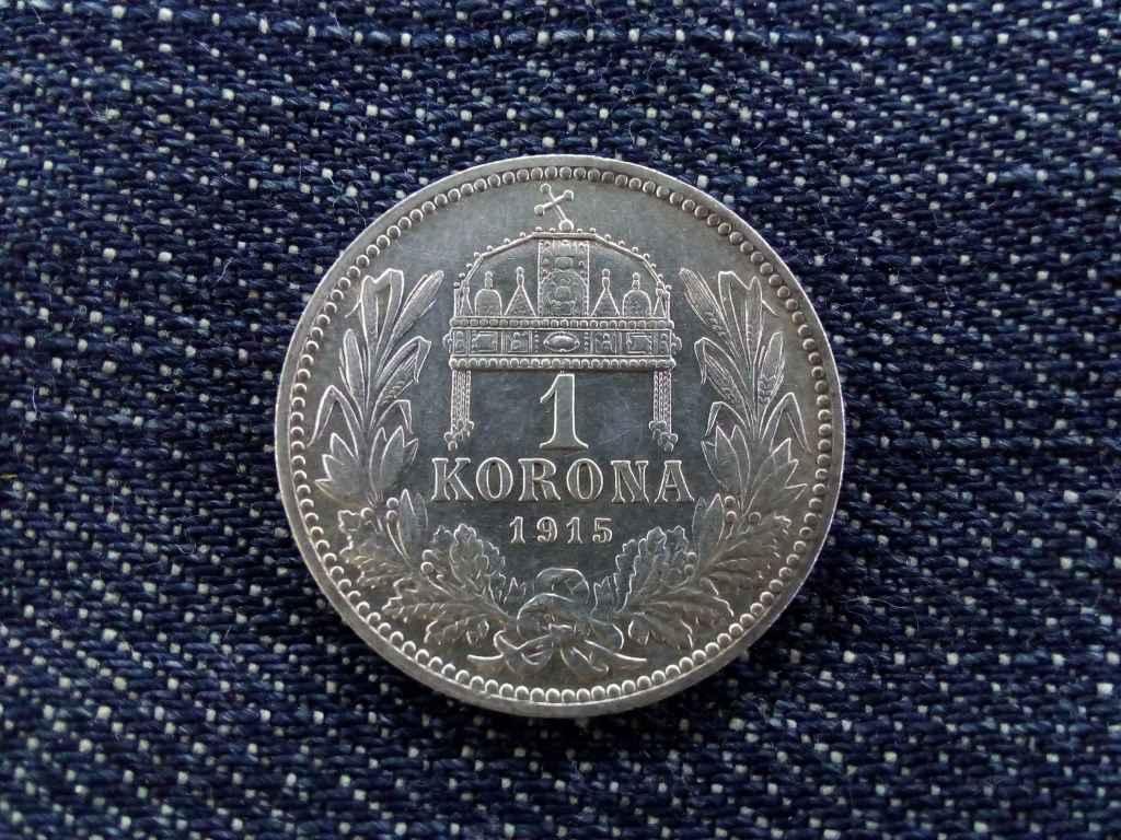 Ezüst 1 Korona 1915