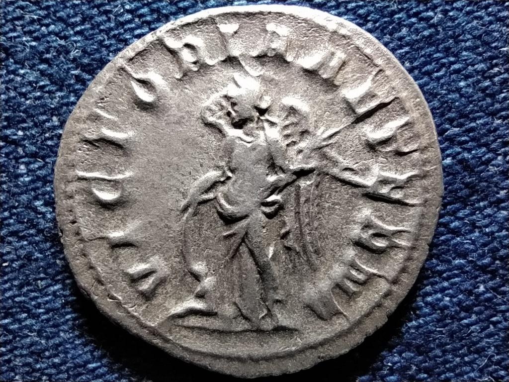 III. Gordianus ezüst Antoninianus VICTORIA AETER 243-244