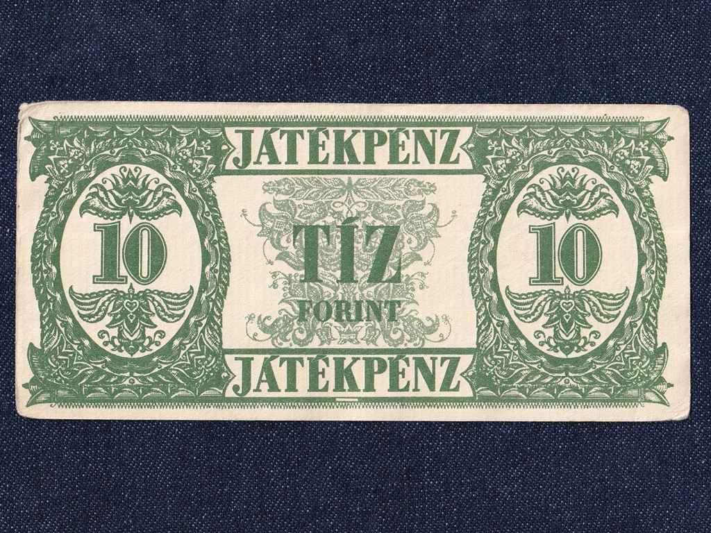 Játékpénz - 10 forint
