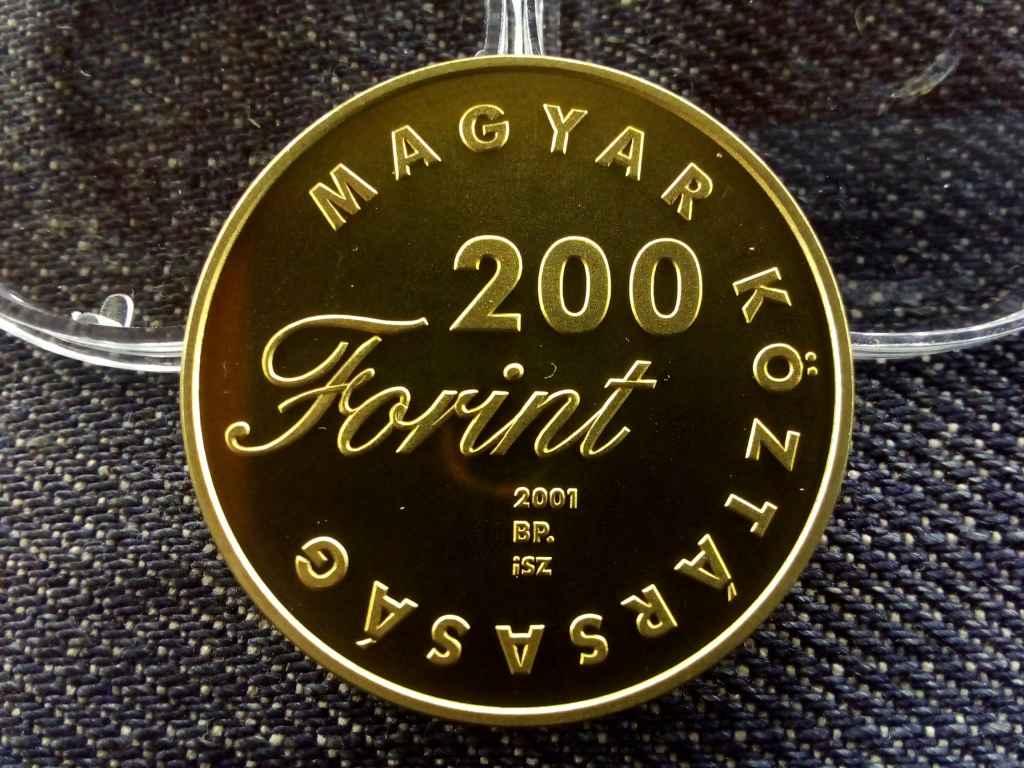 Petőfi Sándor: János Vitéz 200 Forint 2001 PP