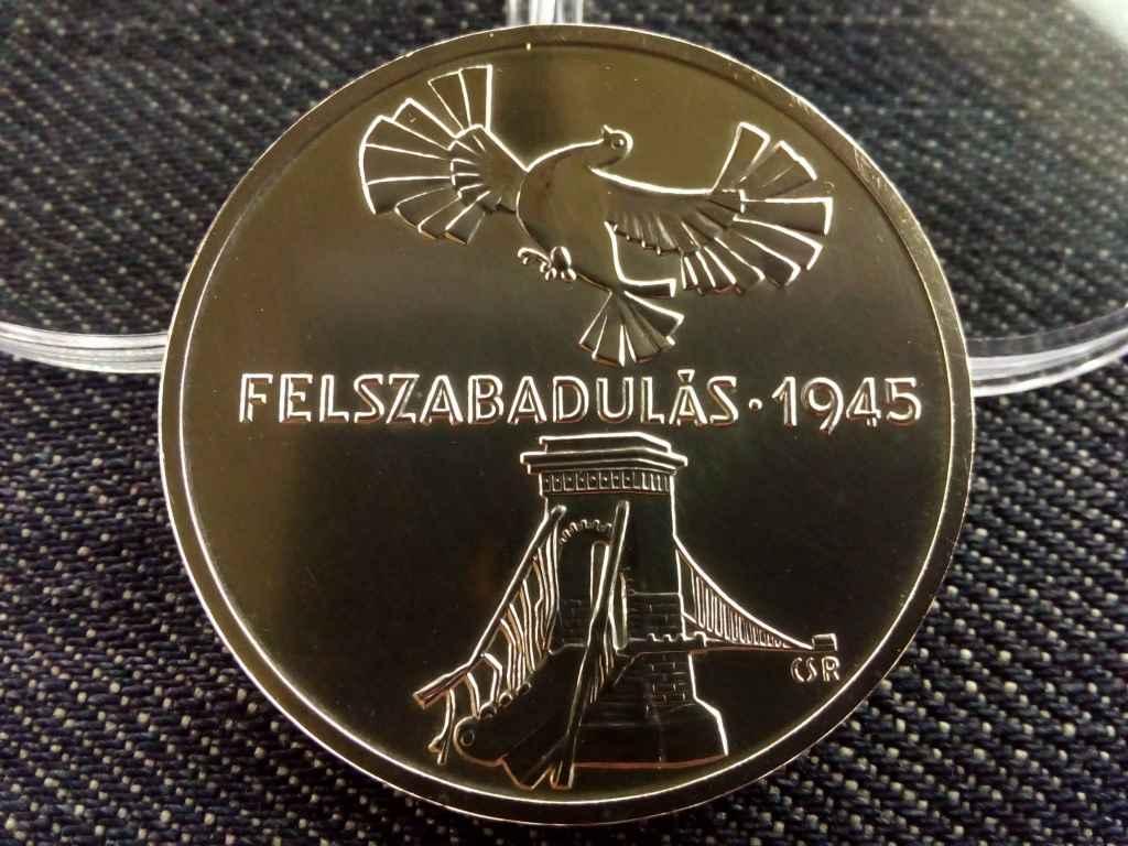 Felszabadulás 1945 ezüst 200 FORINT 1975