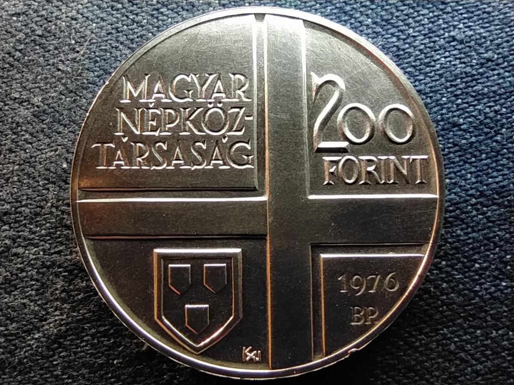 Szinyei Merse Pál ezüst 200 Forint 1976