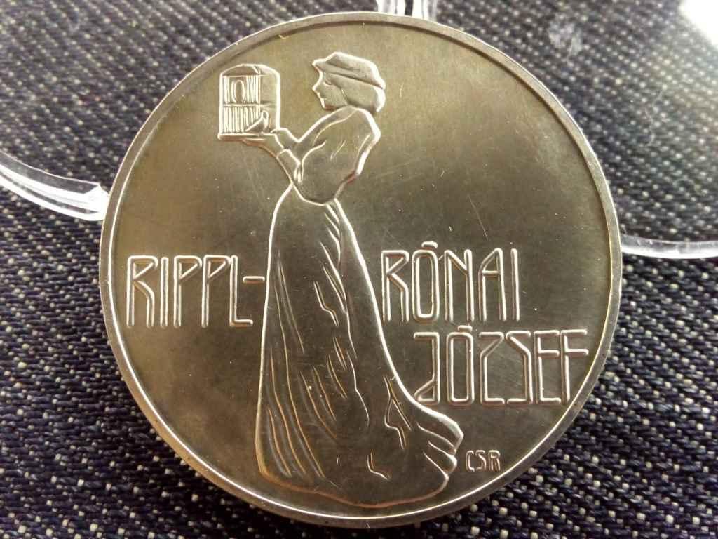 Rippl-Rónai József ezüst 200 Forint 1977