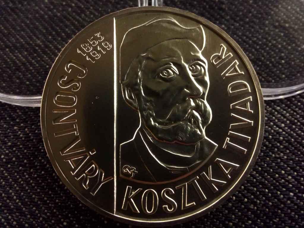 Csontváry Kosztka Tivadar ezüst 200 Forint 1977