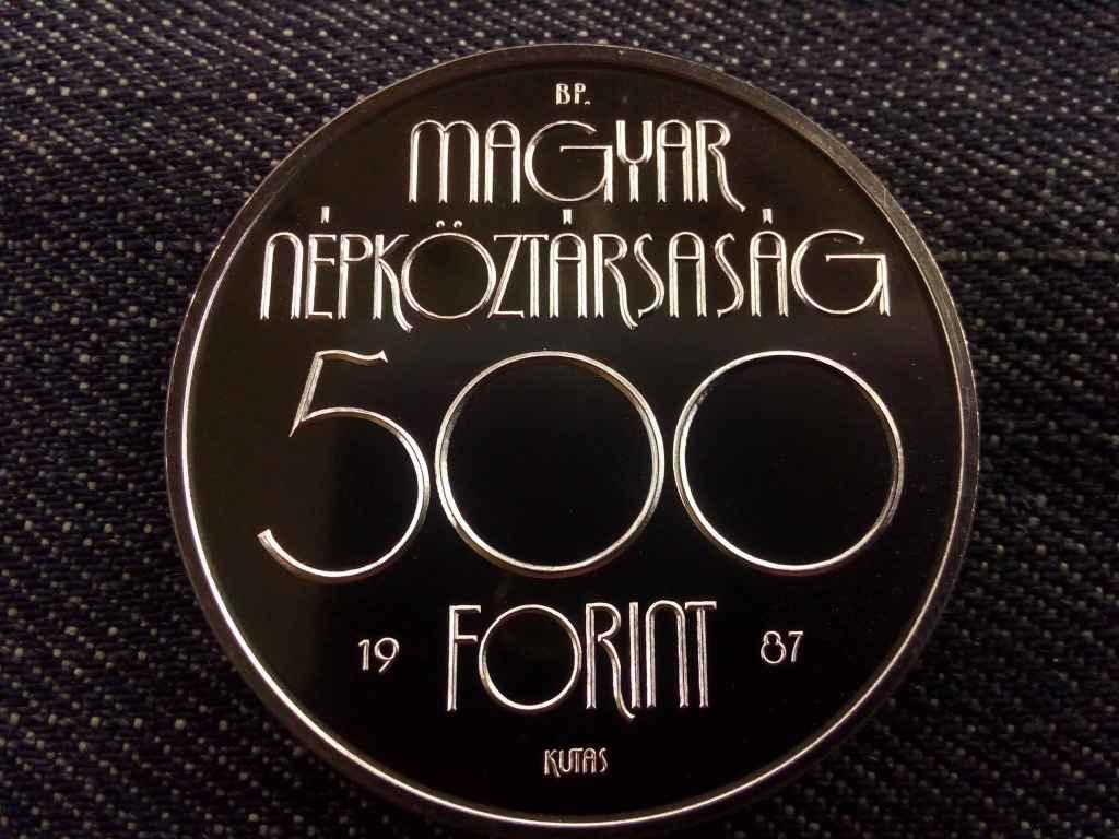 Nyári Olimpia Szöul 1988 ezüst 500 Forint