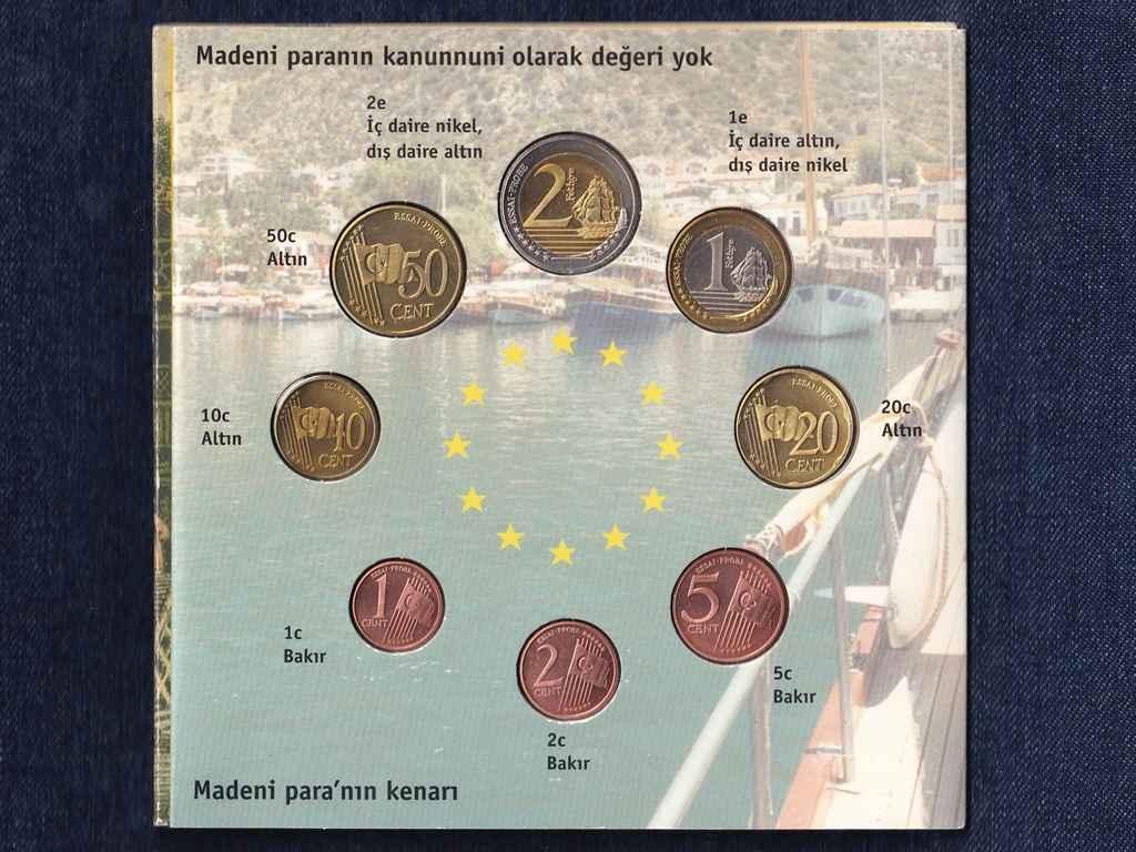 Török próba Euro sor