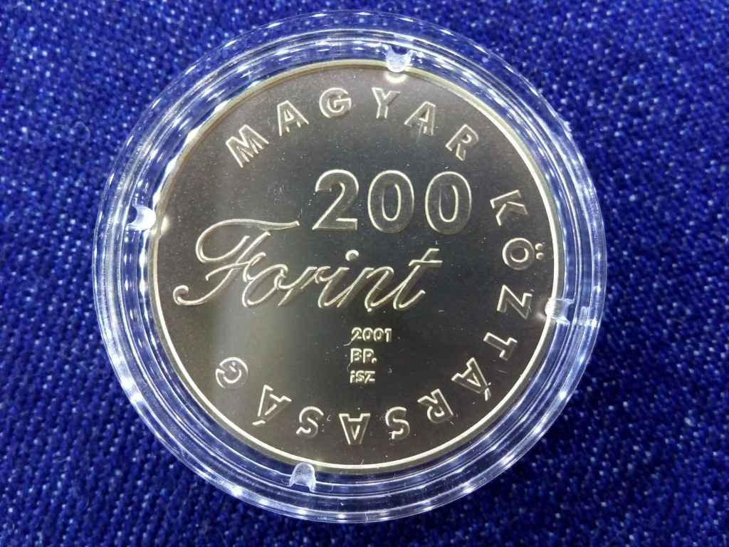 Fazekas Mihály: Lúdas Matyi 200 Ft 2001 BU