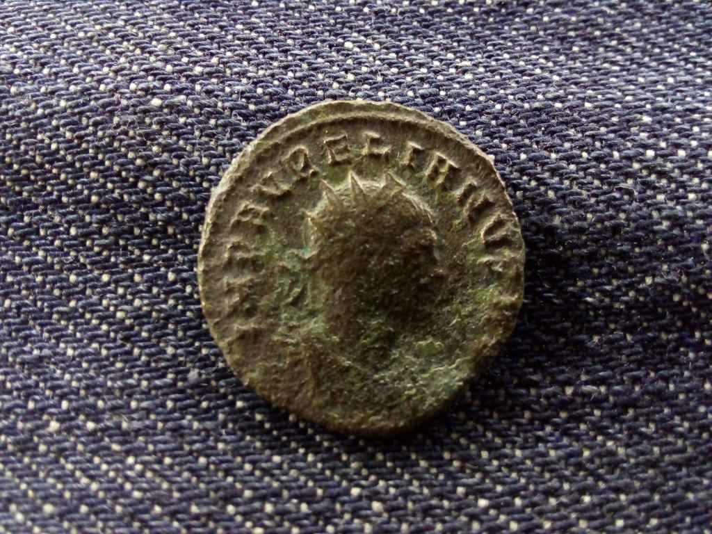 Aurelianus Antoninianus 271 GENIVS EXERCITI