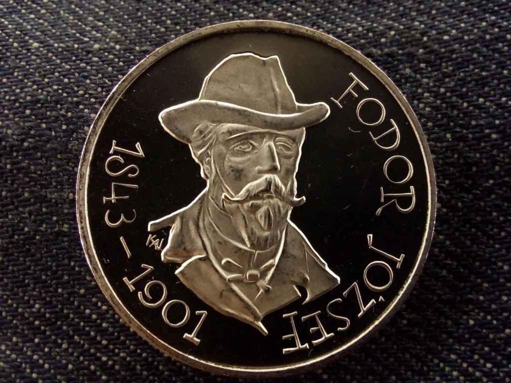 Fodor József Állami Pénzverő .925 ezüst emlékérem