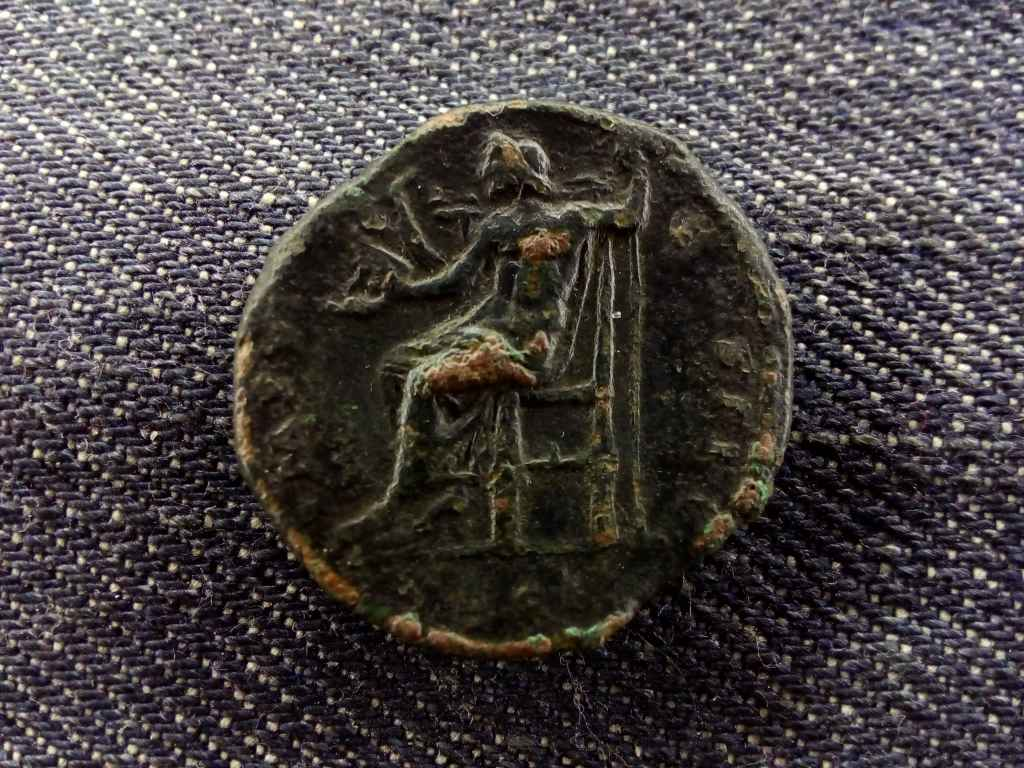 Marcus Aurelius Dupondius 174 IMP VI COS III SC