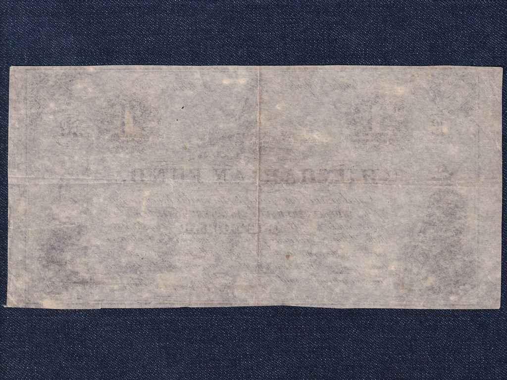 Kossuth emigrációs 1 Dollár 1852 New York R!