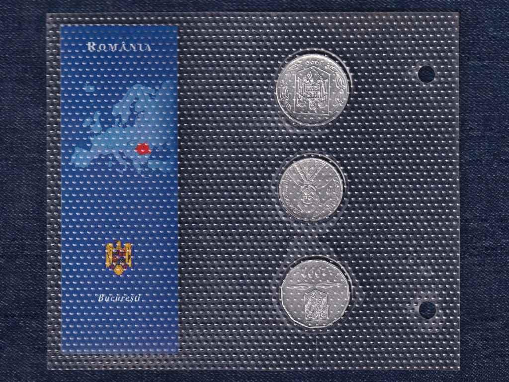 Az utolsó forgalmi pénzek - Románia