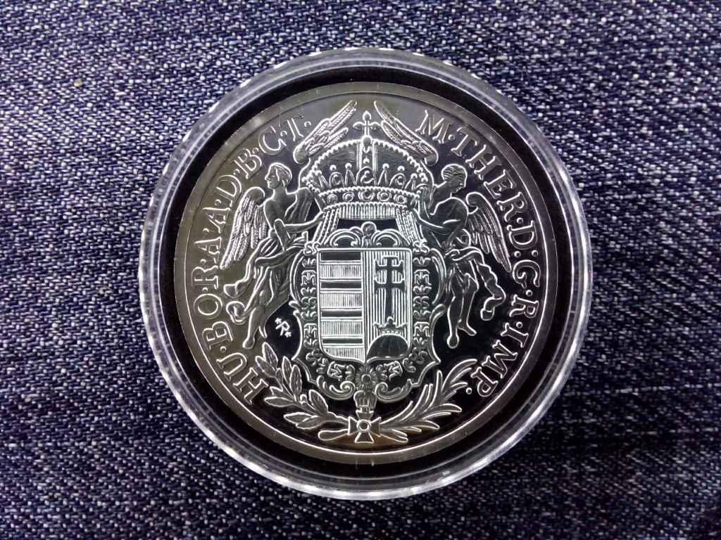 Magyar tallérok utánveretben Mária Terézia tallérja 1780 PP